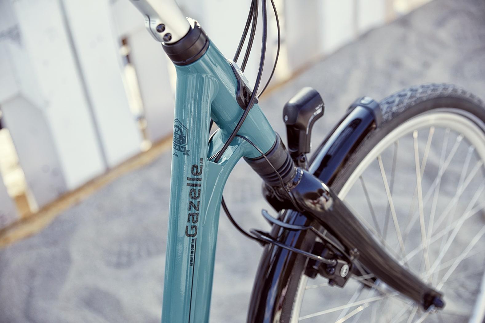 Gazelle el-cykel