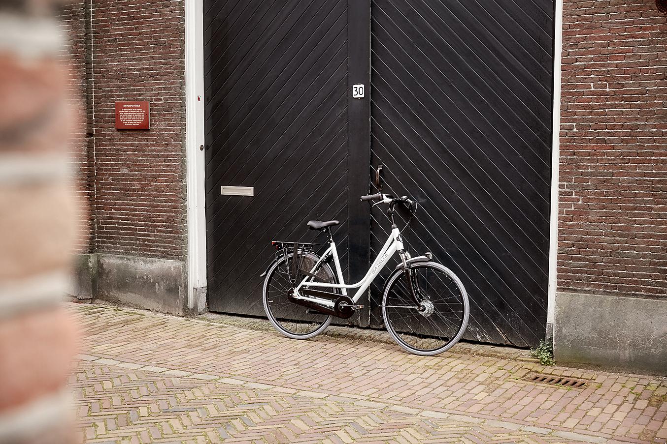 Nye elcykler | Gazelle Paris kollektion