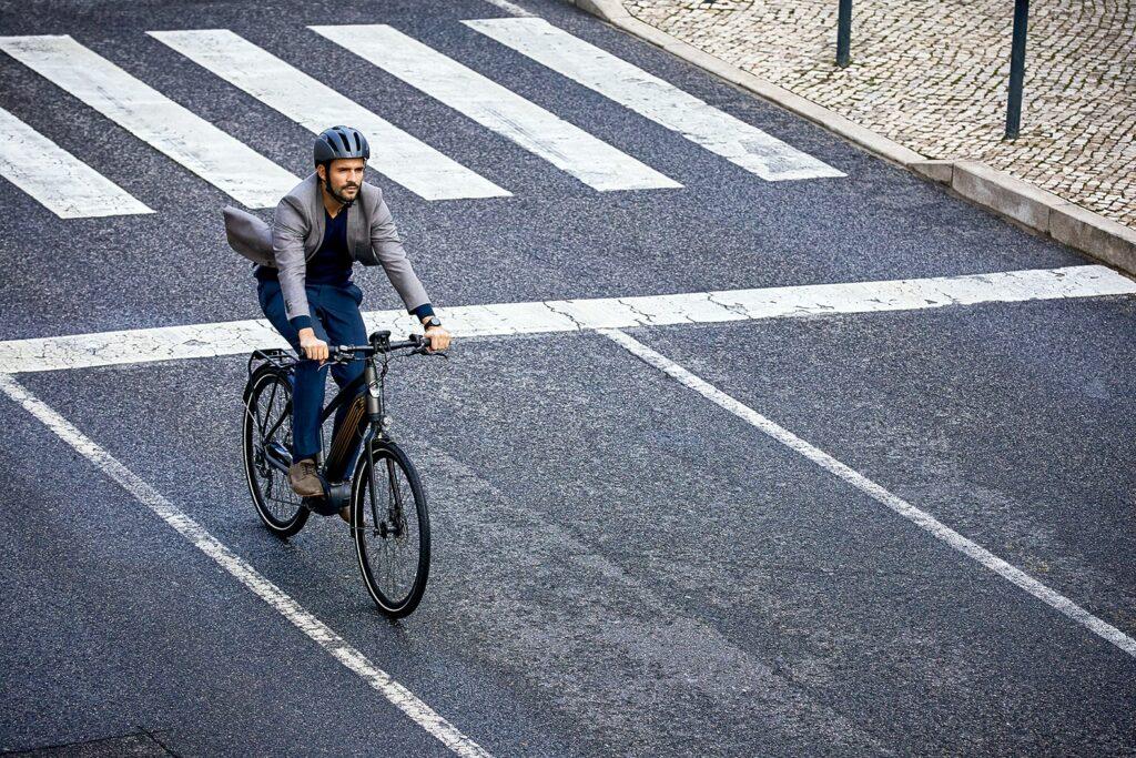 En mand med cykel | CityZen T10