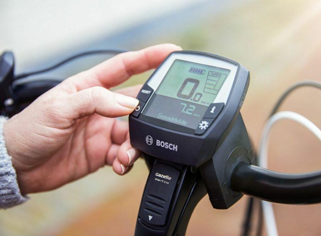 Gazelle Bosch elcyklens