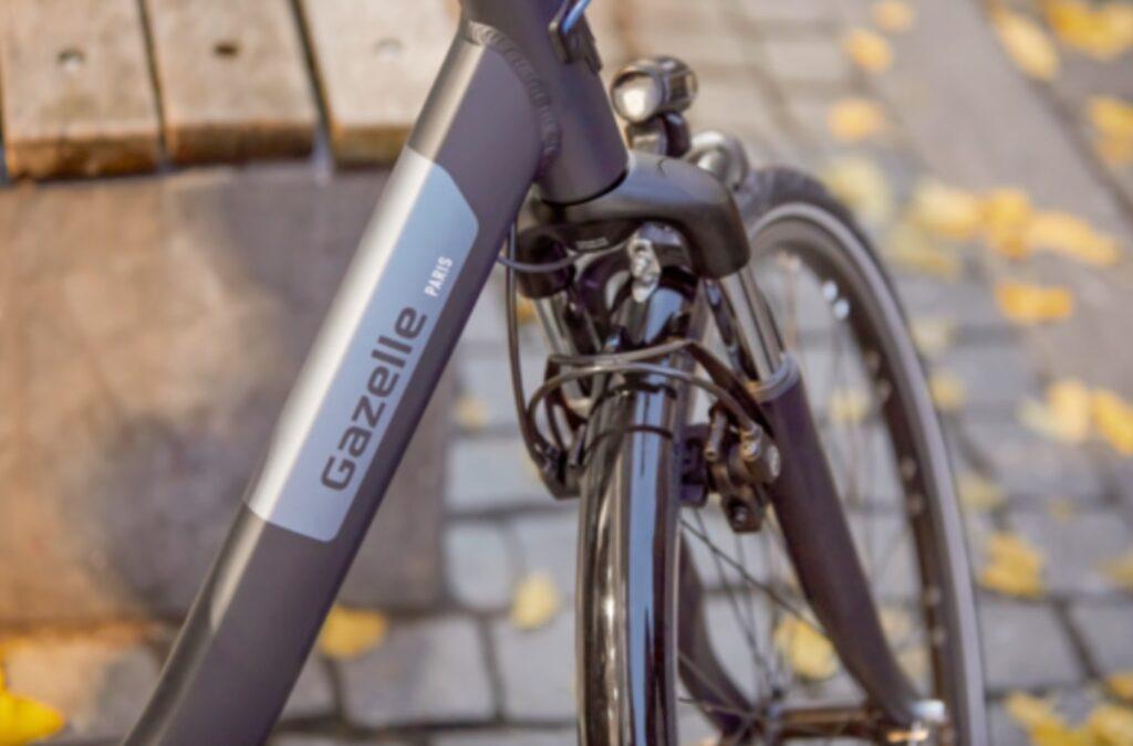 Nye Elcykel | Gazelle Paris C7