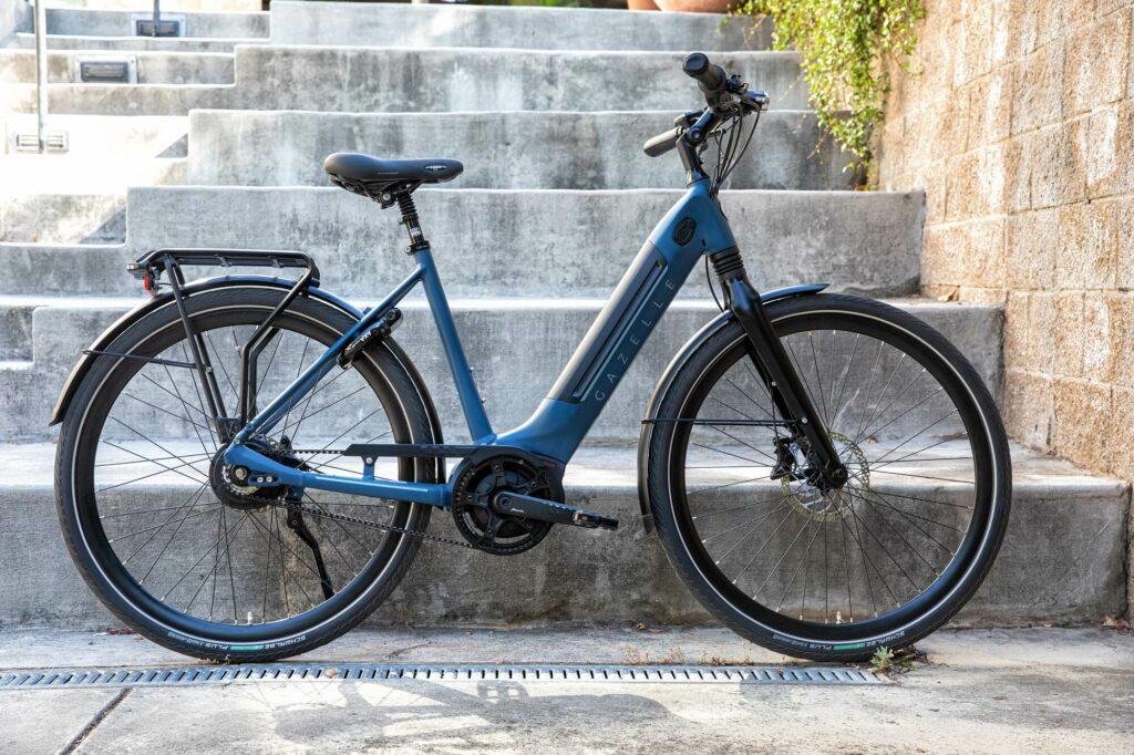 Eftersyn elcykel | Gazelle Ultimate C380