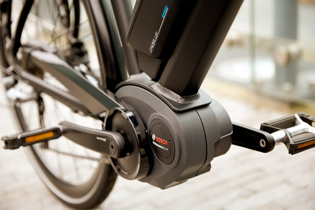 care for your electric bike