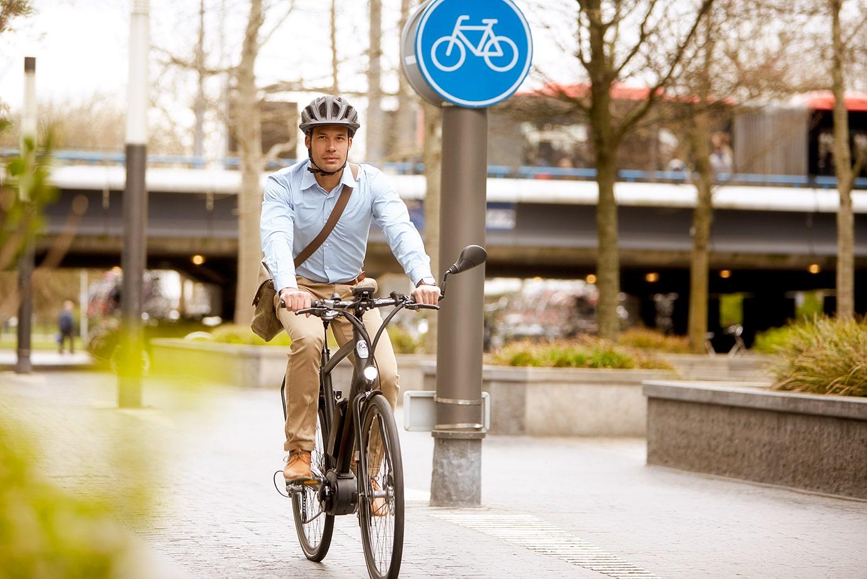 Men on bike | CityZen Speed
