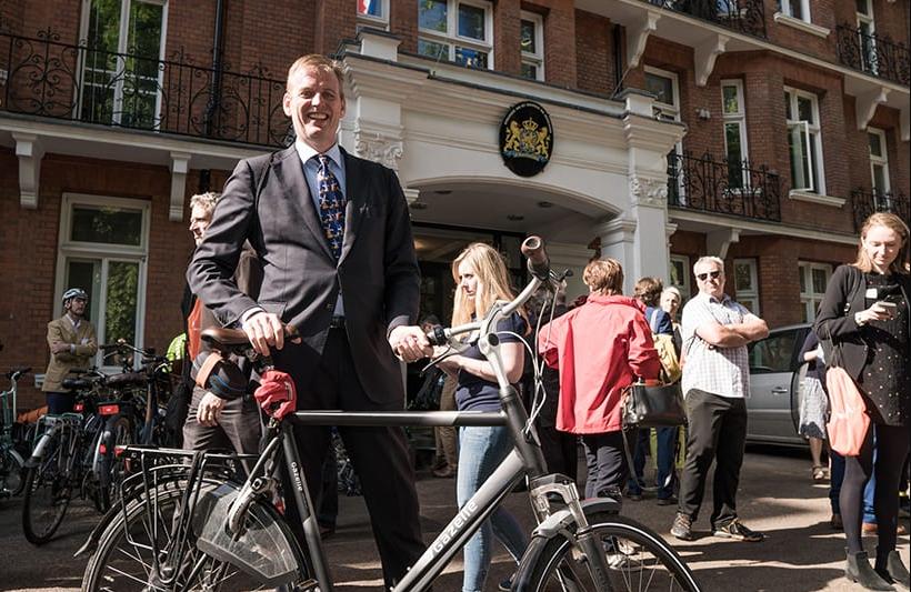 Cycling UK | Dutch cycling influence