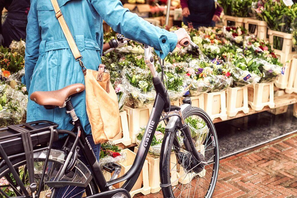 Plan vélo à Paris