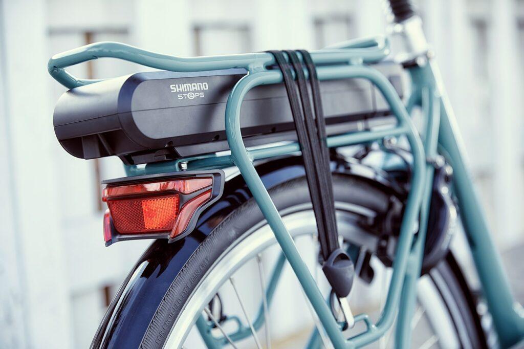 Batterie d'un vélo | Ami C8 HMS