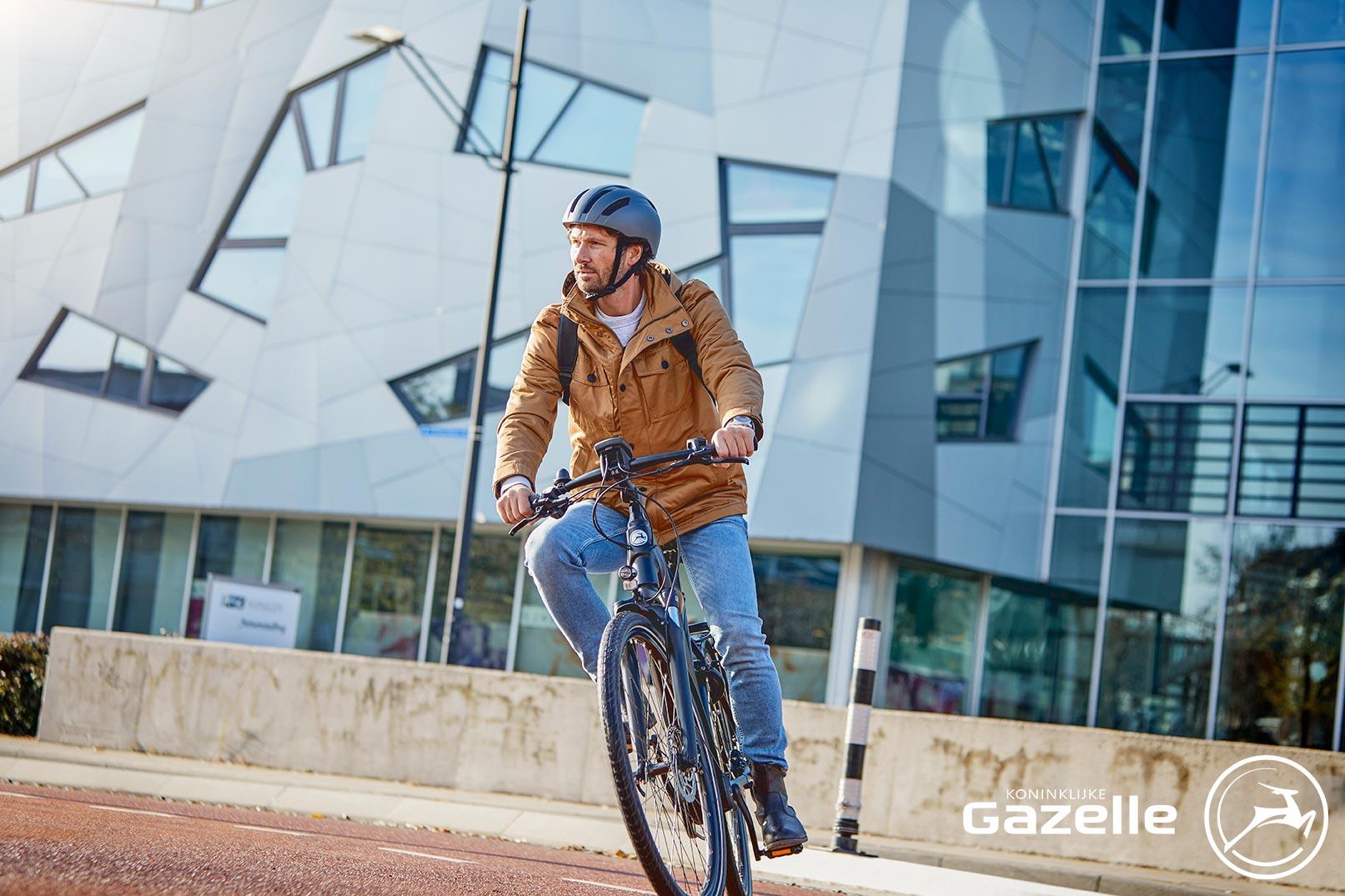 Homme à vélo | Medeo T10 HMB