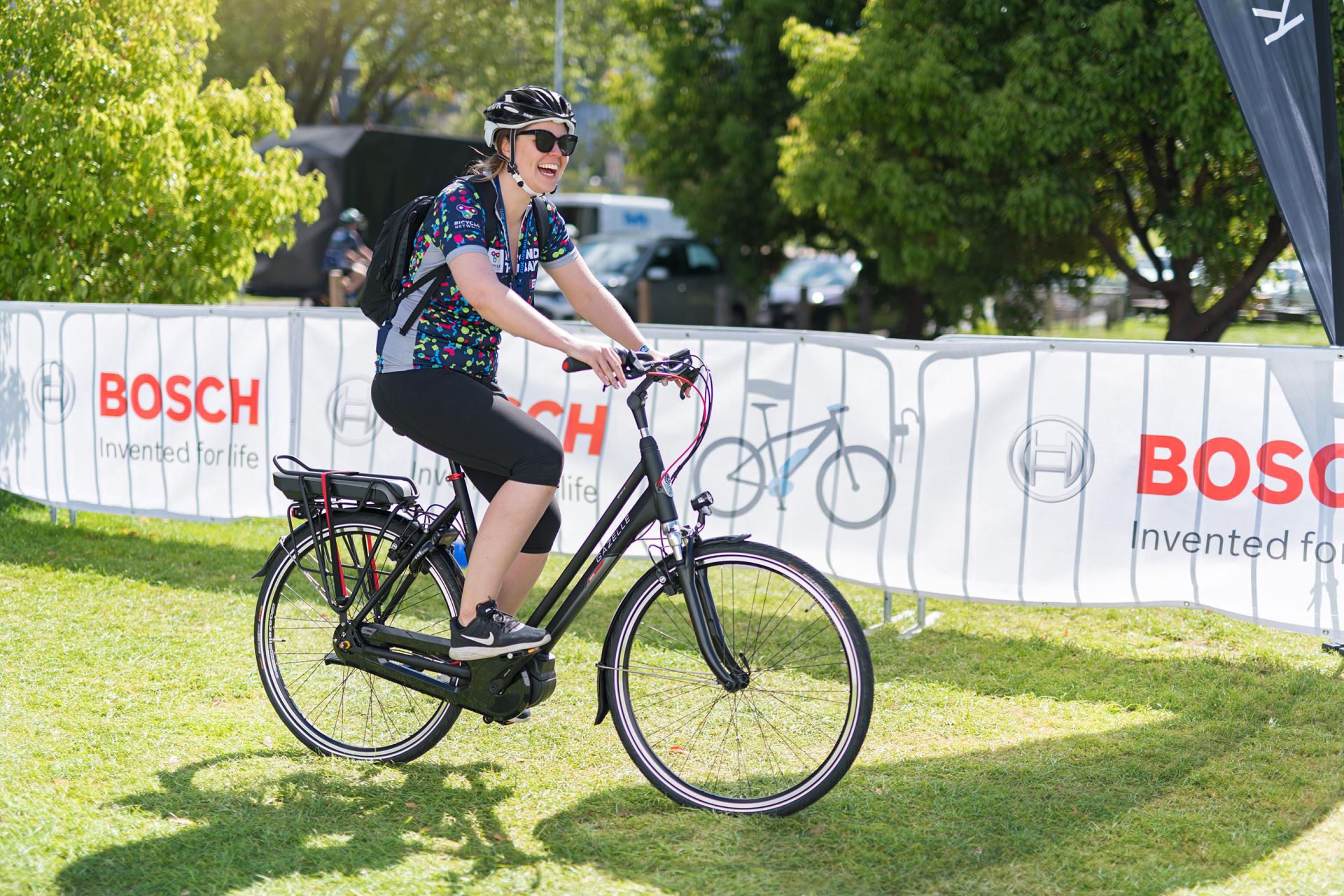 E-bike test Gazelle