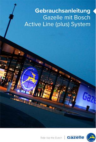 Bosch Active Line Gebrauchsanweisung