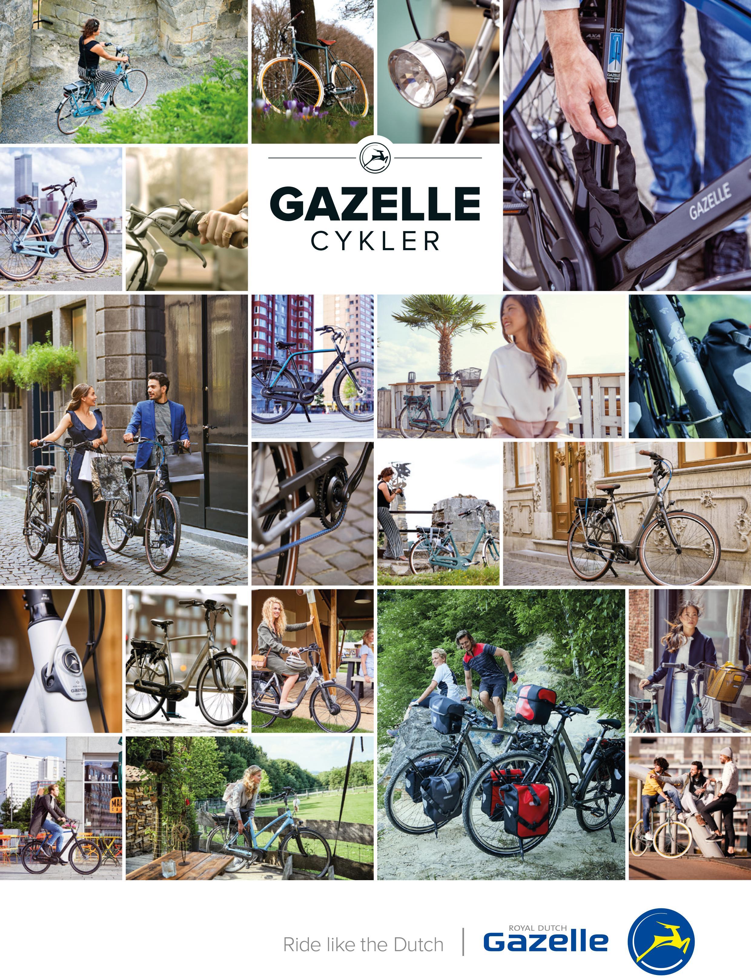 Brochurer Gazelle