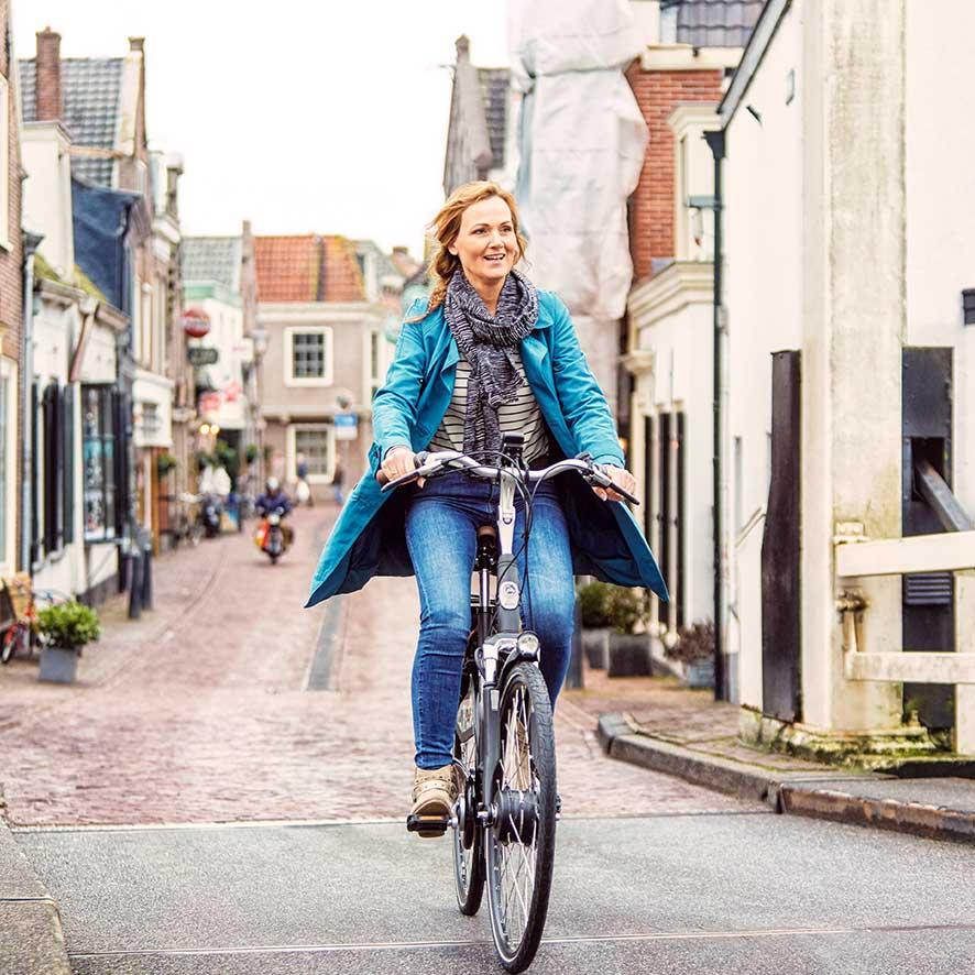 Je keuze voor onderdelen en eigenschappen bepaalt de prijs van de fiets