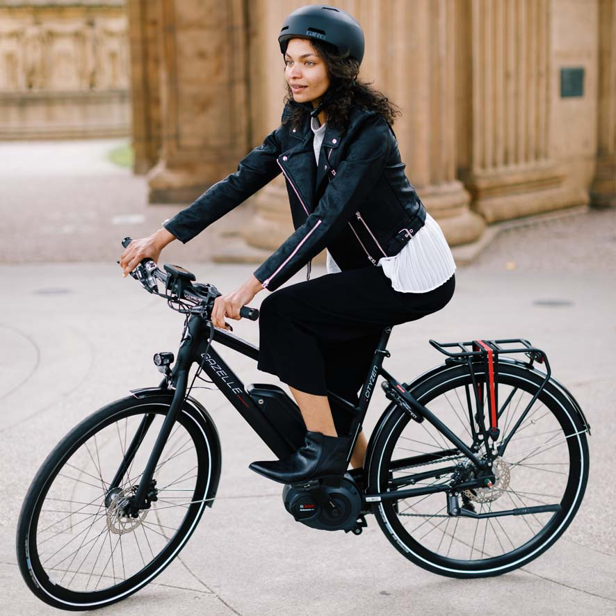 To enjoy cycling you need to sit comfortably on your bike.