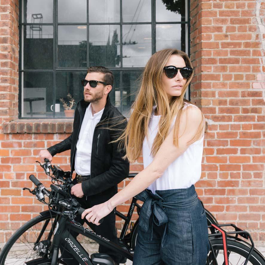 Traverser la ville, aller à l'école ou au club de sport, le tout rapidement et avec style ; le CityZen vous emmène partout où vous devez aller.