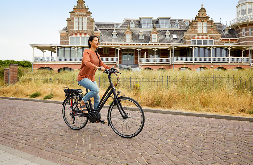 Gazelle-bikes
