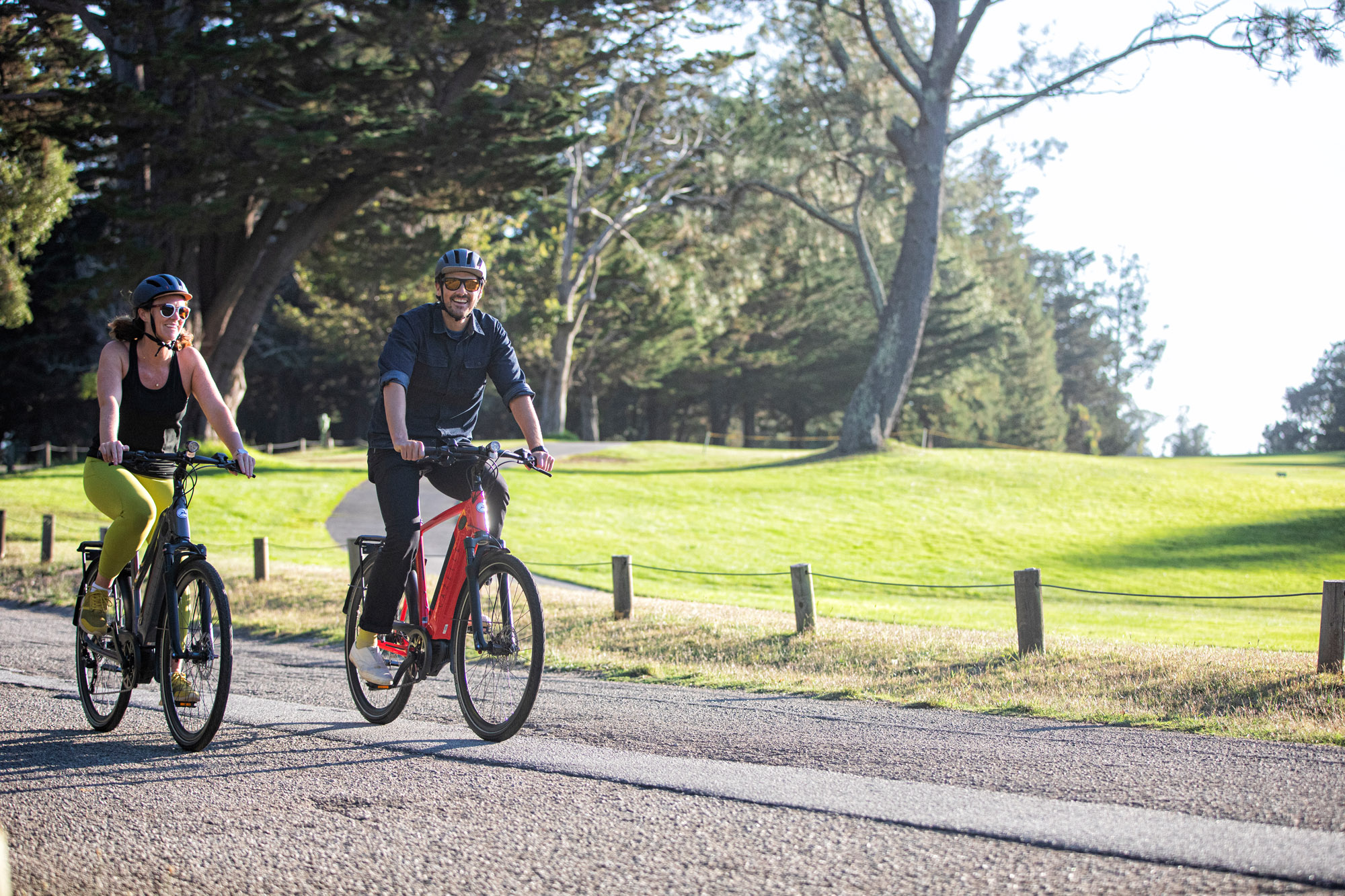 Discover more about our e-bikes