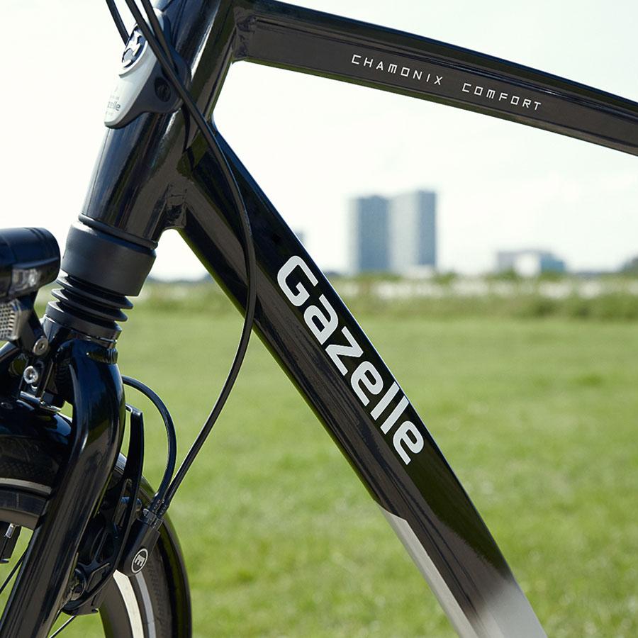Denne Gazelle kværner kilometerne som en leg.