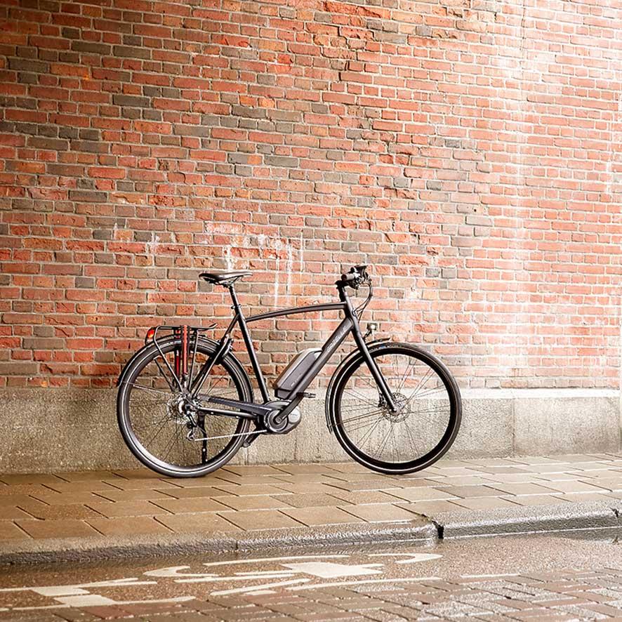 Léger, tendance, raffiné et rapide : le vélo idéal pour le navetteur !