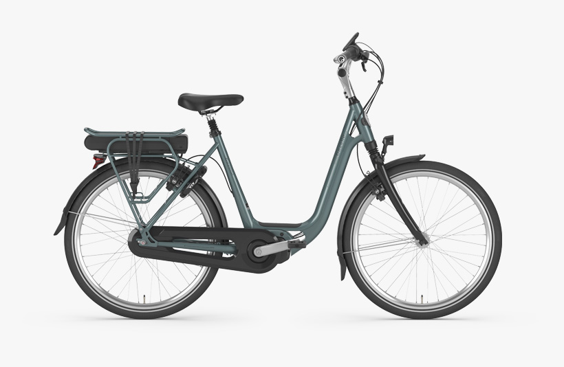 Check out our city bike