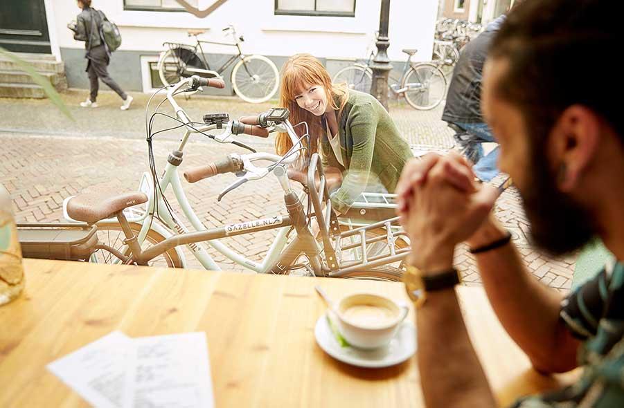 Altijd een e-bike die bij jou past.