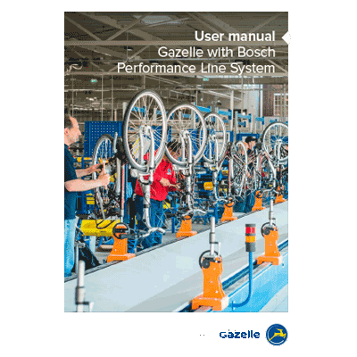 Bosch Performance Line manual