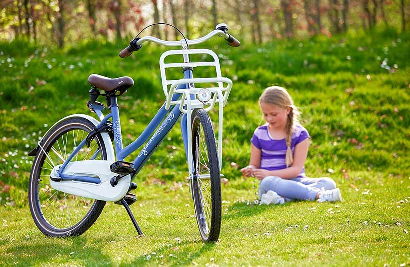 De fietsen zijn er in verschillende hippe stylings, waardoor er altijd een fiets is die bij jouw kind past