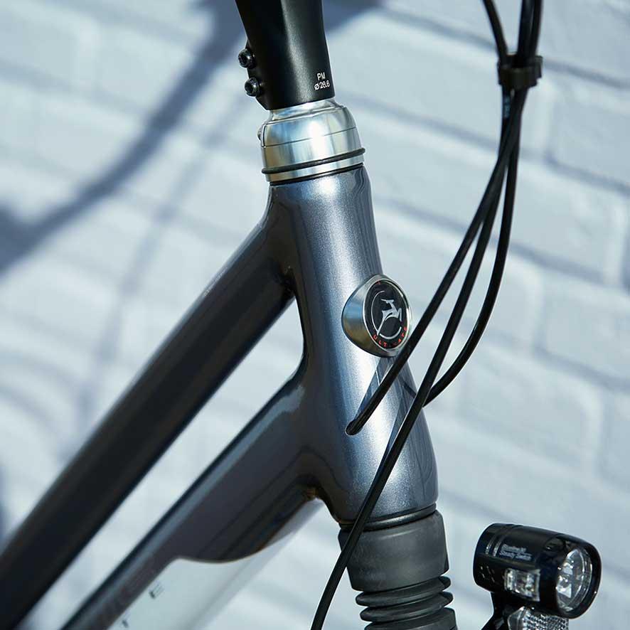 Das Ultimate ist ein findiges Stück Fahrradgeschichte.
