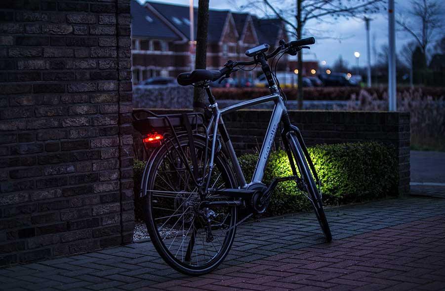 Het gebruik van hoogwaardige onderdelen beperkt het onderhoud aan deze fietsen tot een minimum.