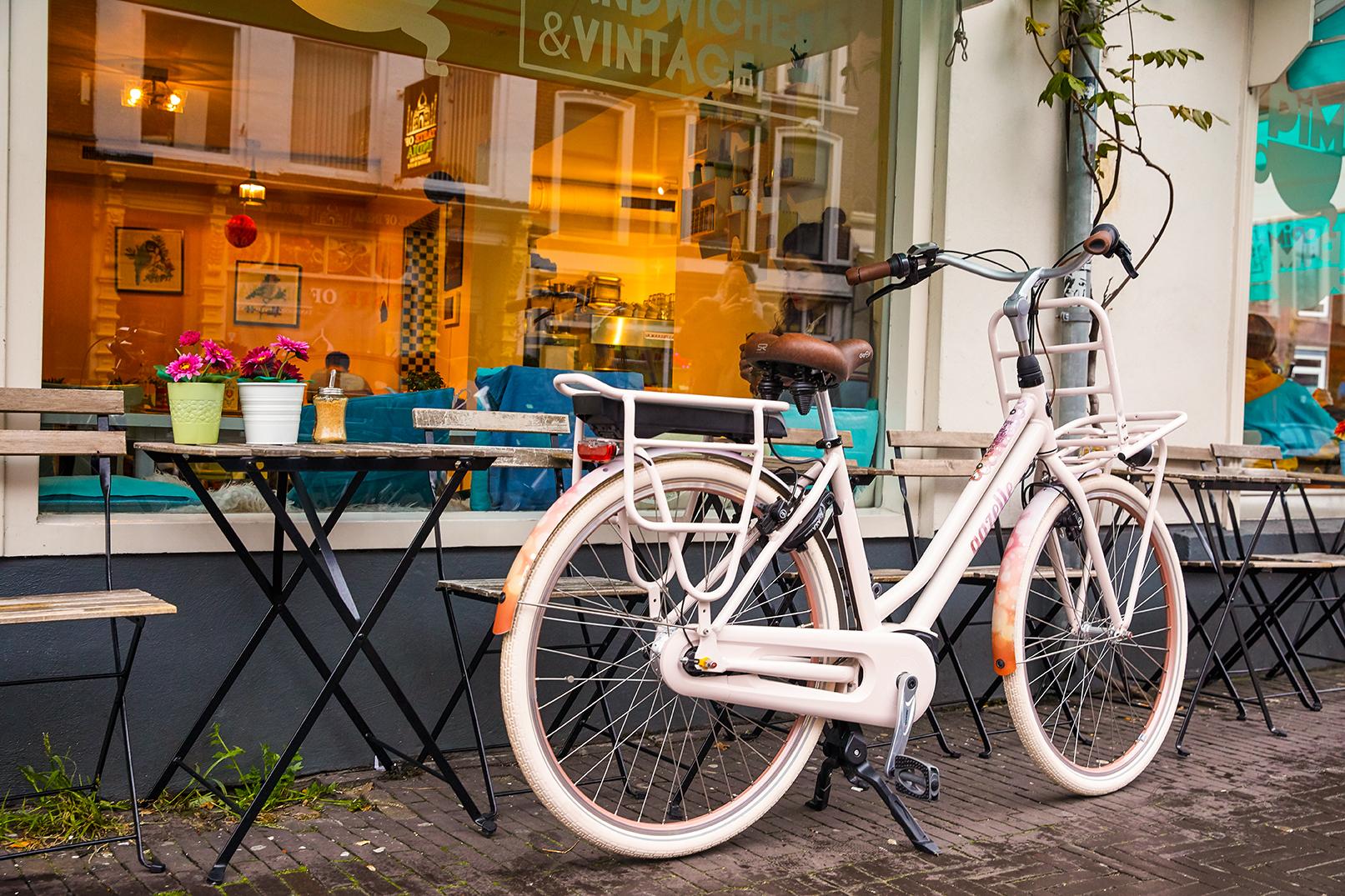 Hvis cykling skal være en fornøjelse, skal du sidde komfortabelt på cyklen.