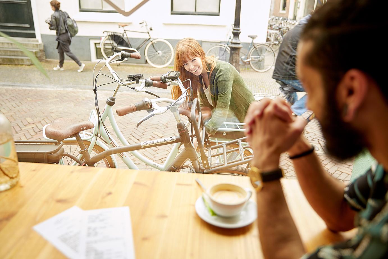 Perfect Date Gazelle Bike