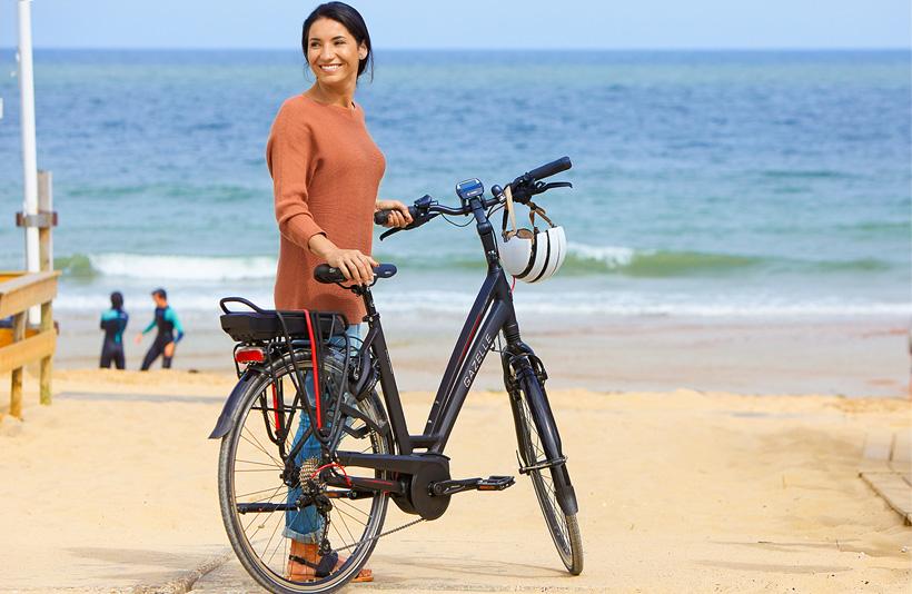 Gazelle e-bike