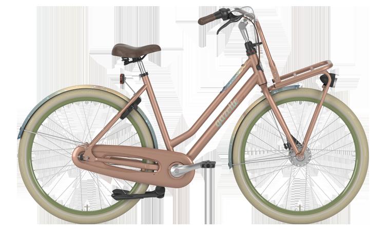 Find din ideelle transport cykel