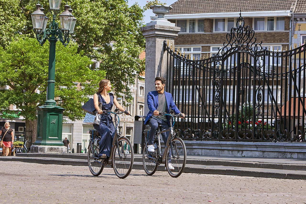 Wij maken ze voor iedereen van comfortabele of sportieve e-bikes tot stoere en hippe e-bikes waarop je al je spullen gemakkelijk kunt vervoeren.