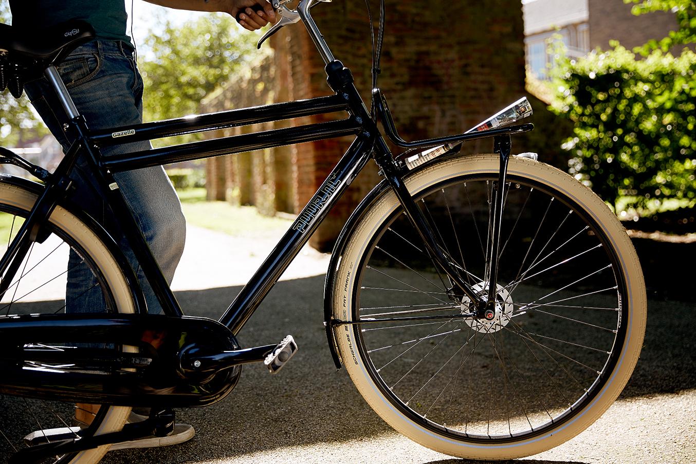 Damit Radfahren Spaß macht, ist es wichtig, dass Sie bequem auf Ihrem Rad sitzen.