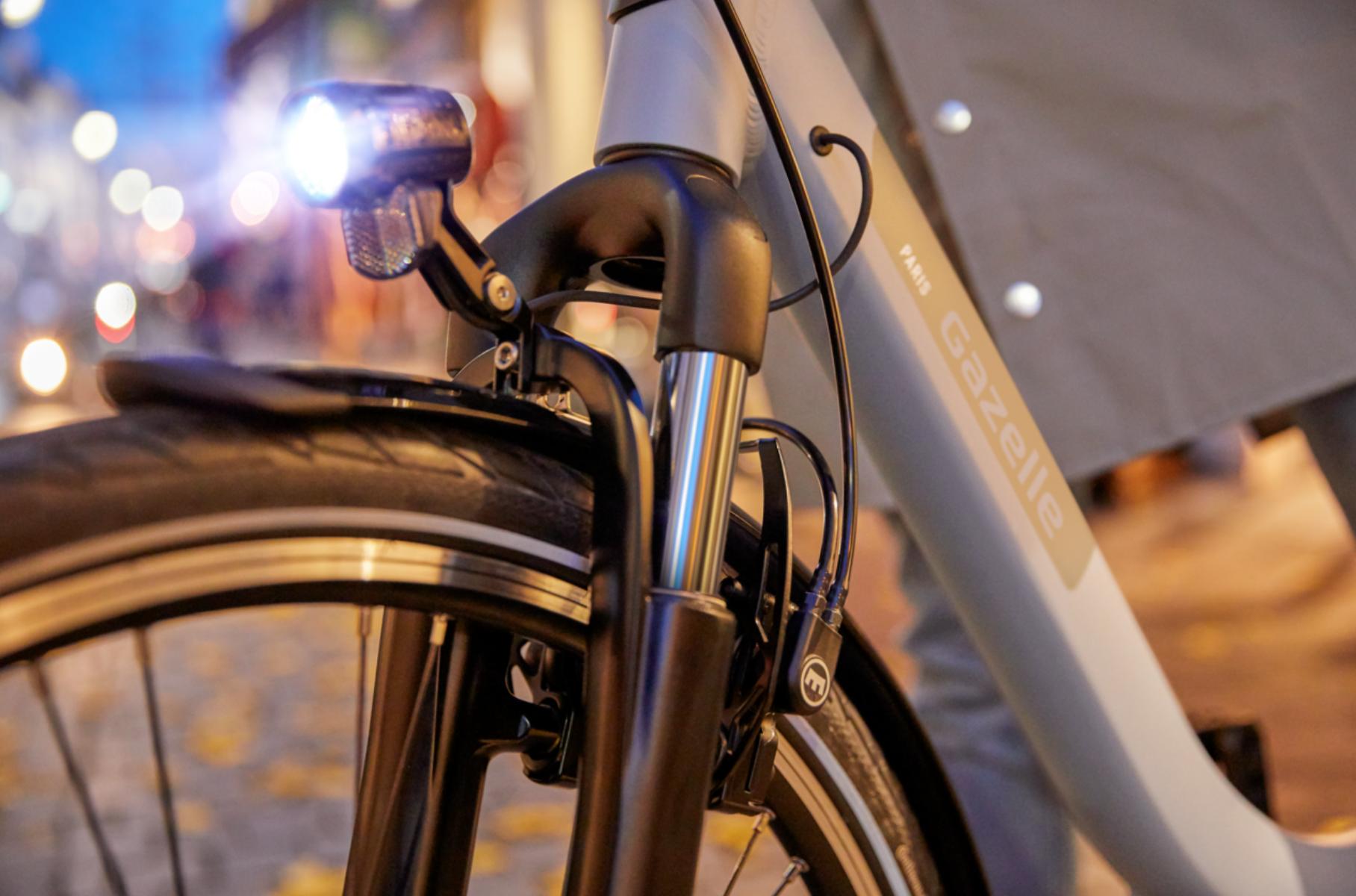 Forårsklar cykel