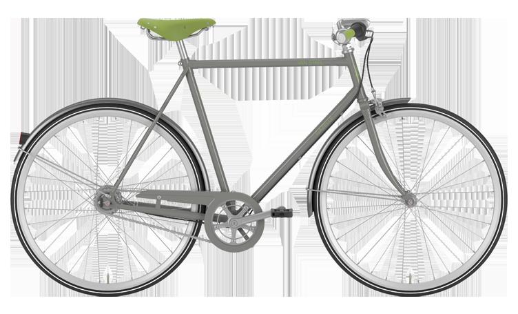 Find din ideelle urban cykler