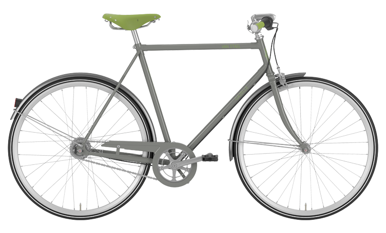 Find din ideelle Lifestyle cykel