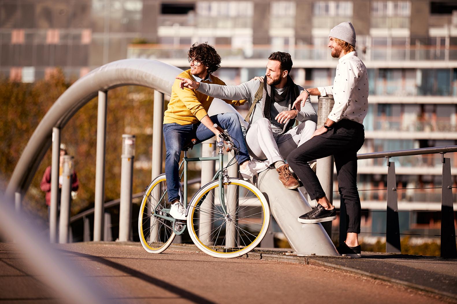 Gazelles bycykler er letkørende, komfortable og udstyret med alt, hvad du forventer af en kvalitetscykel.